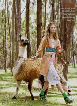 Arthur Elgort for Teen Vogue