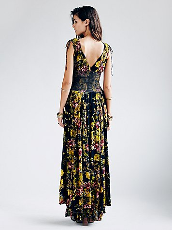 FP ONE Wisteria Maxi Dress
