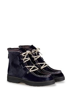 Penelope Chilvers, Incredible Folk Boot in Ink, £389