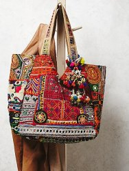 Ayesha Tapestry Tote
