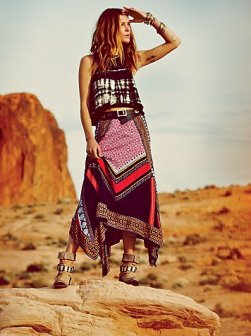 Bedouin Traveller Skirt