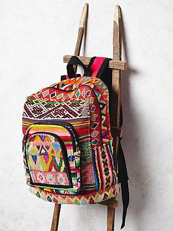 Evita Backpack