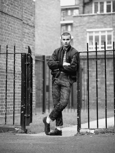 Mike Skinner and Doc Martens 'Spirit of '69'