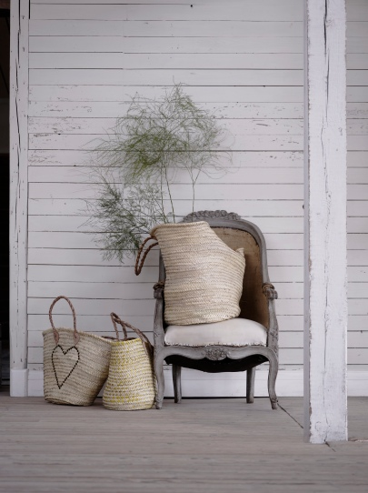 Tine K Home extra large Moroccan basket