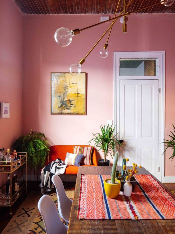 A New Orleans interior