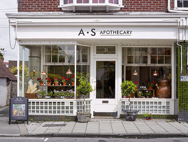 AS Apothecary, Lewes
