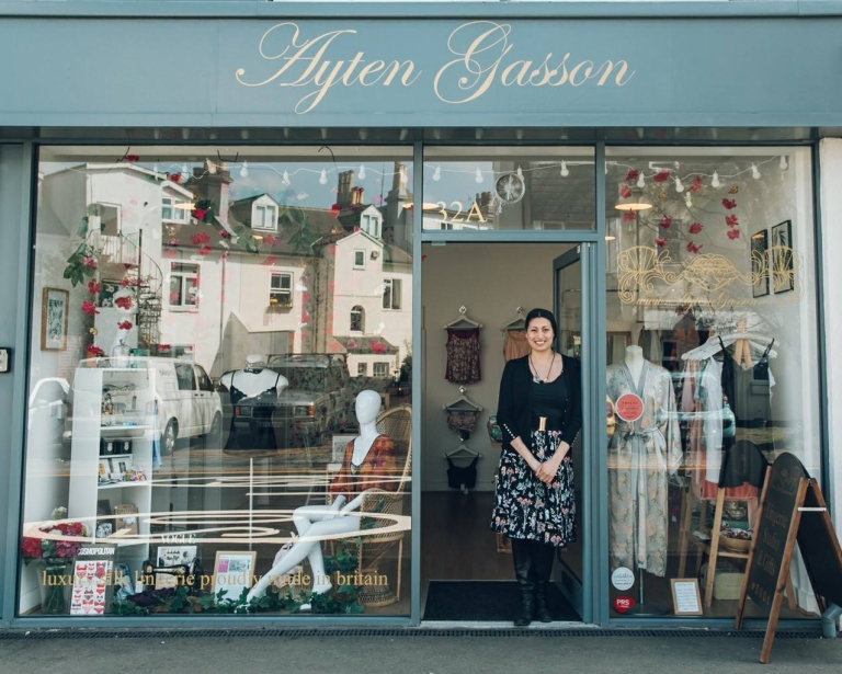 Ayten Gasson, Brighton