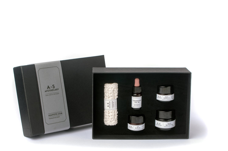 Little Box of Indulgence Skin Care Set
